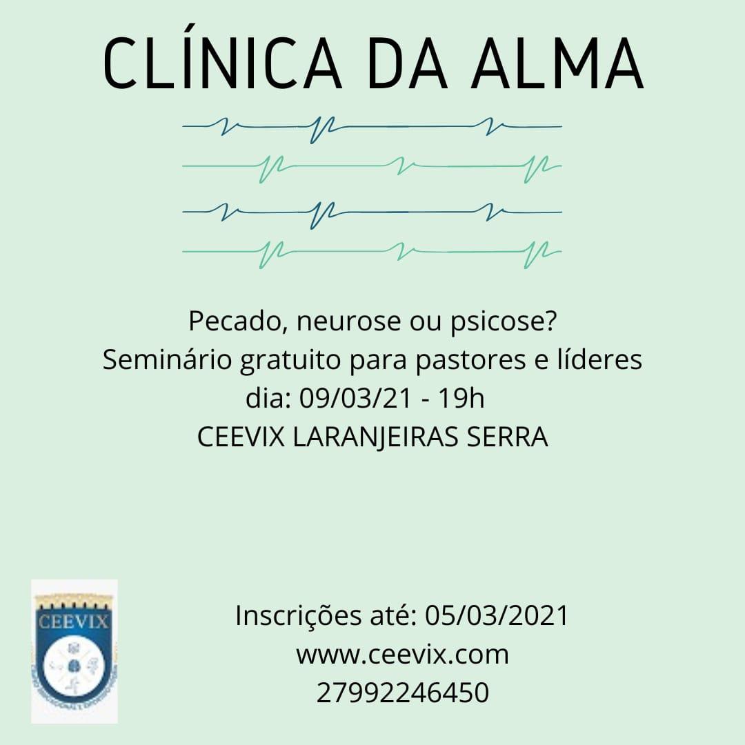 CLINICA DA ALMA