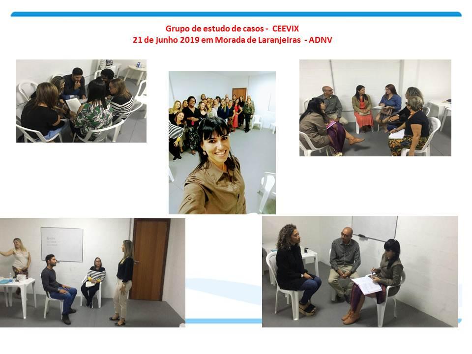 Grupo de estudo de casos - CEEVIX
