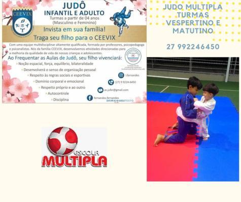 judo multipla 2020